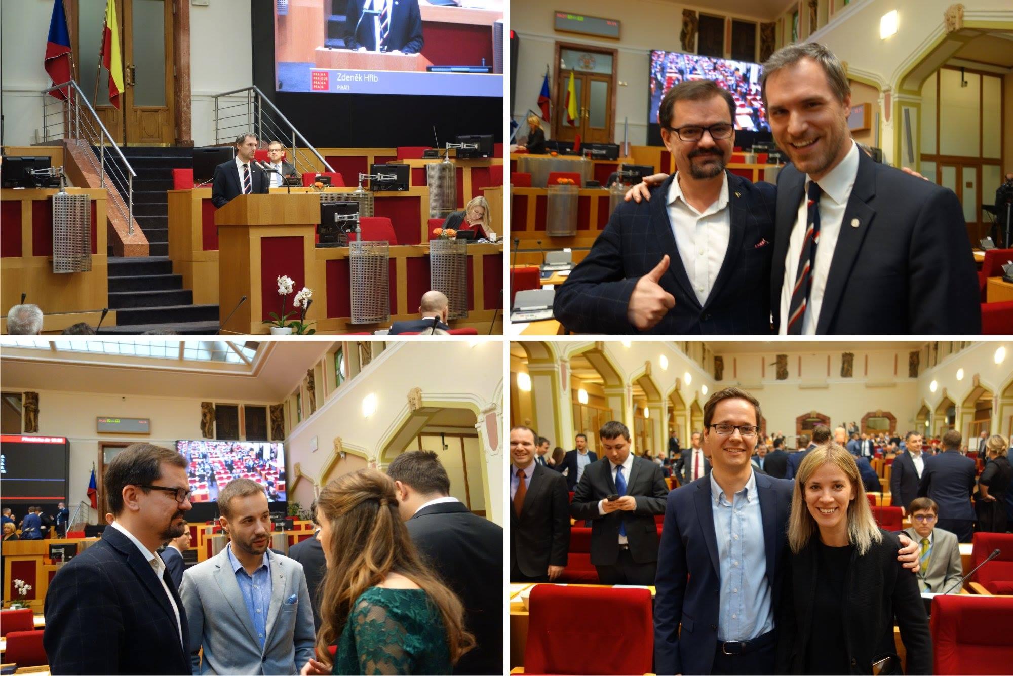 Praha má od 15. listopadu 2018 nového primátora a je to Pirát!